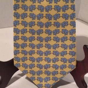 NWT Jim Thompson tie